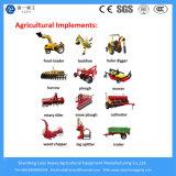 40/48 / 55HP 4WD Agricultura Mini Jardín / Compact / Diesel / Césped / Tractores agrícolas para la venta