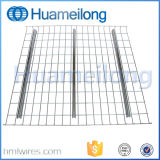 Galvanizado Steel Rack Wire Mesh Decking para Step Beam