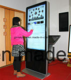 접촉 LCD WiFi/3G/Android HD Floorstanding 인쇄 기계 광고 디지털 Signage