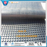 de Rubber Stabiele Matten van 18mm, Rubber Stabiele Tegels, Slip Stabiele Bevloering