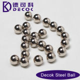0,5 ~ 50 mm bolas de acero bolas de rodamiento de carbono calificado