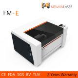 Machine de découpage de gravure de laser de commande numérique par ordinateur des prix de concessionnaire avec la haute précision