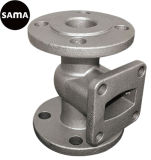 Ferro Sand Casting, Stee Lost Wax Casting para Valve Parte