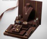 Jewellry de encargo que muestra el conjunto de visualización