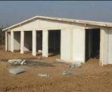 Las buenas aves de corral de acero materiales de África de la columna contienen
