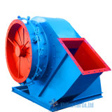 Ventilador de alta temperatura industrial da caldeira (ferro de molde/aço inoxidável) (XH-WCF-18/BF17)