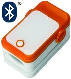 Ossimetro di impulso del video dell'ossigeno di anima della barretta della punta delle dita di Digitahi OLED Bluetooth