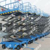 platform van de Lift van de Schaar van 4m het Hydraulische Lucht Werkende