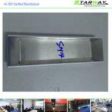 ステンレス鋼の予備品のシート・メタルの製造