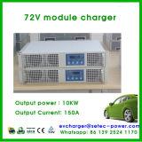 Hochwertiger schneller Gleichstrom-Aufladeeinheits-Stecker für elektrische Autos