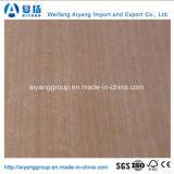 madeira compensada de 18mm Okoume para a mobília