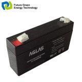 AGM 2.8ah 4.5ah van de Batterij 6V2.5ah van het lood Zure Batterij voor UPS