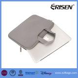Saco do portátil da bolsa da pasta do portátil da tela do neopreno do Repellent de água de 13-13.3 polegadas