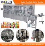 Máquina de embalagem completa de enchimento de garrafas de sucos