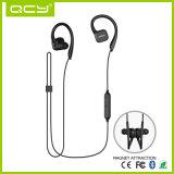 Écouteurs initiaux de Bluetooth de sport de Handfree de collier avec le microphone
