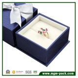 Bowknotの熱い販売のギフトの宝石類の紙箱