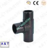 Constructeur chaud d'ajustage de précision de pipe d'acier du carbone de qualité de vente