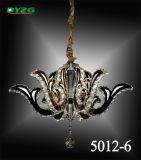 Lustre de maison chaude de vente/pendant en cristal décoratifs Lampbyzg5012-6 de lustre