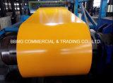 PPGI prepintó la línea continua bobina de acero cubierta Factory/PPGL/PPGI/Color de la galvanización de la bobina de acero de /Pre-Painted