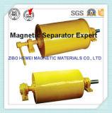 粉状か粒化のための常置磁気ローラーまたはドラム分離器