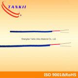 type fil isolé du fil FEP de câble de thermocouple (type JX) de 25 mesures J