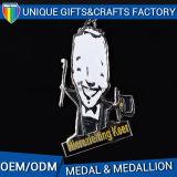 Medaglia del metallo personalizzata ultimo disegno 2016