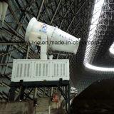Umidificatore industriale dell'aria del cannone dello spruzzatore della pompa