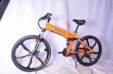 26インチの折る統合された車輪山の電気バイク(OKM-717)