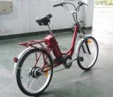 مدينة دراجة كهربائيّة مع [24ف] سليكون بطارية