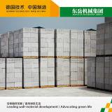 Cadena de producción del bloque de AAC, planta de AAC, cadena de producción del panel de AAC