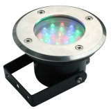 Wasserdichte Lampe LED-im Freien Leuchte RGB-LED
