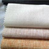 Ткань хлопка Linen, ткань Slub хлопка Linen