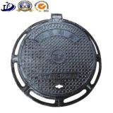 Coperchio di botola concreto del quadrato D400 dell'OEM per drenaggio della strada privata
