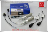 Farol impermeável branco do diodo emissor de luz da microplaqueta 4800lm do CREE do farol H3 do diodo emissor de luz do carro