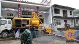 Camion forzato della pompa per calcestruzzo di Sm5101chb-40c