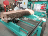 Poratble Sawmill Machine con Diesel Engine