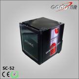 ガラスドアの飲料のクーラーの携帯用冷却装置(SC52)