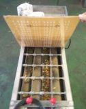 Décortiqueur de peau d'arachide/machine rouges de décorticage
