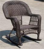 Gut billig amerikanisches herkömmliches Patio-Rattan-Möbel-Set gepolsterte im Freiengarten-Weidenrattan-Möbel