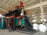 Hochgeschwindigkeitsdrehausdehnungs-Schlag-formenmaschine mit 3 Schichten Wasser-Becken-