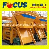 Js500, Js750, Js1000, Js1500, mezclador concreto del eje gemelo Js2000