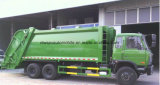 20 CBMのガーベージはトラックの6X4によって圧縮されるごみ収集車を集め、運ぶ