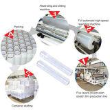 Pellicola di carta estesa di plastica di uso della mano di memoria di stirata poco costosa