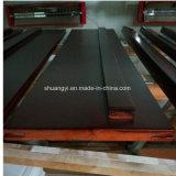 Porte intérieure en bois solide de qualité
