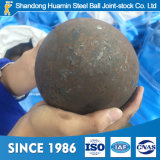 鉱山の強い硬度の粉砕の鋼球