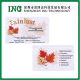 Cartão do cartão 30 Mil/PVC de Magicard M3610-040/PVC