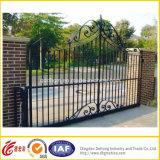 高品質の粉の上塗を施してある鋼鉄ゲート