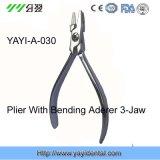 Alicates aprobados del CE con el doblez de Aderer 3-Jaw para hacer el bucle de V