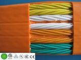Ascensor plana por cable, cable flexible plano Ascensor