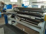 中国の熱い溶解の付着力のアルミホイルのフィルムかテープ薄板になる機械
